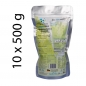Preview: Isotonic sports drink for outdoor sports. Lemon taste. Set with 10 packs of 500 g powdered drink.